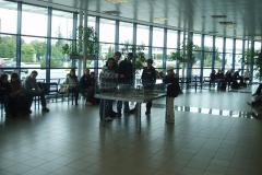Exkurze na letiště