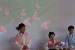 Návštěva čínských dětí u nás ve škole