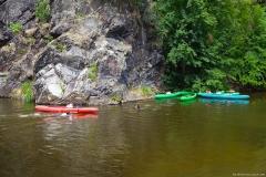 Vodácký kurz