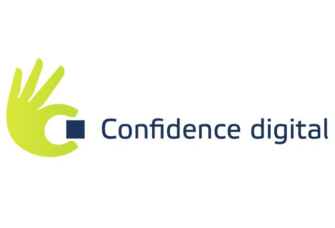 logo confidence digital