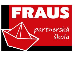 Logo Fraus partnerská škola